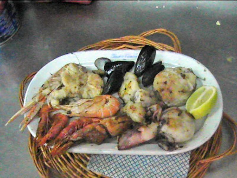 Marisco, Restaurante Paco Alcalde, Almirall Aixada, Barcelona