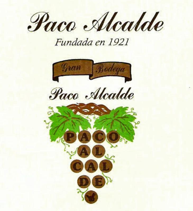 Logo, Restaurante Paco Alcalde, Almirall Aixada, Barcelona