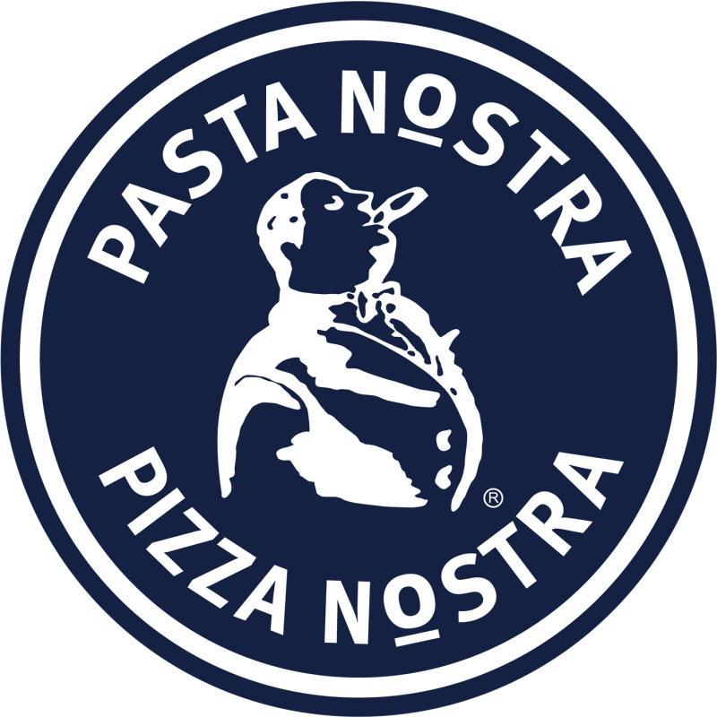 Logo, Pasta Nostra - Arturo Soria, Madrid, Spain