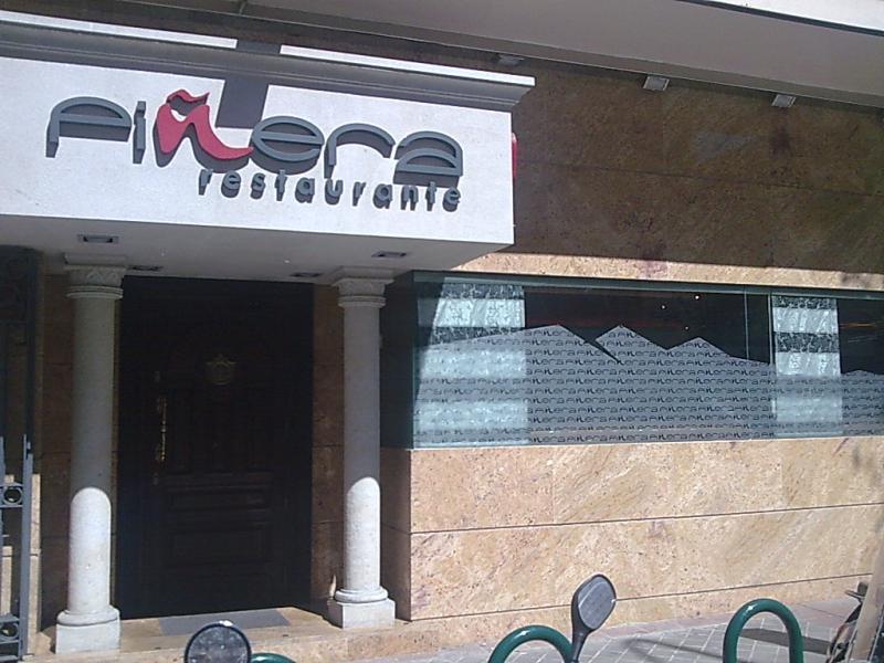 Exterior, Piñera, Madrid, Spain