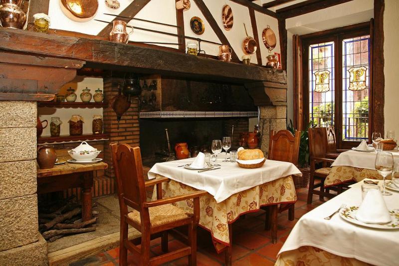 Interior, Posada de la Villa, Madrid, España