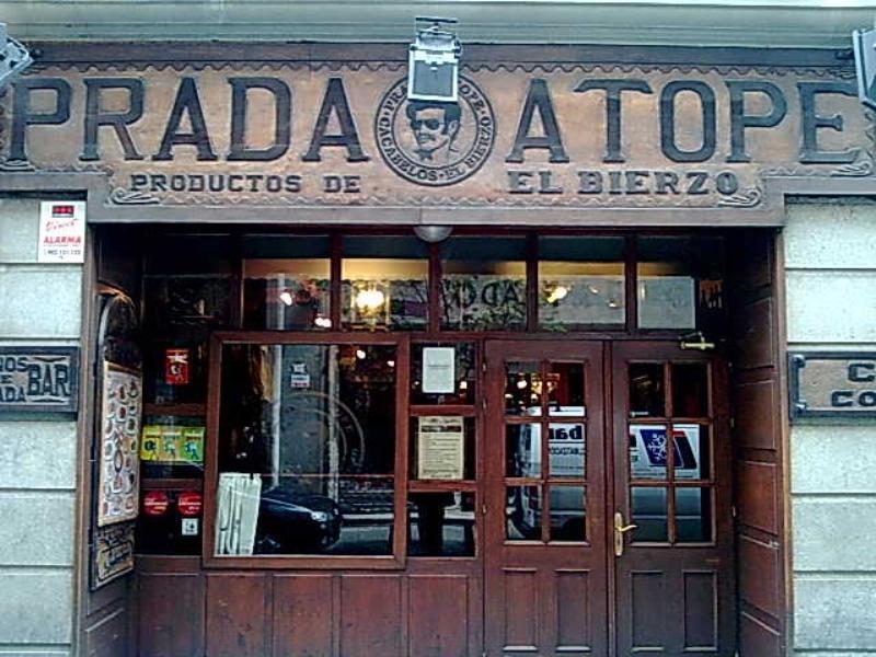 Exterior, Prada a Tope, Madrid, Spain
