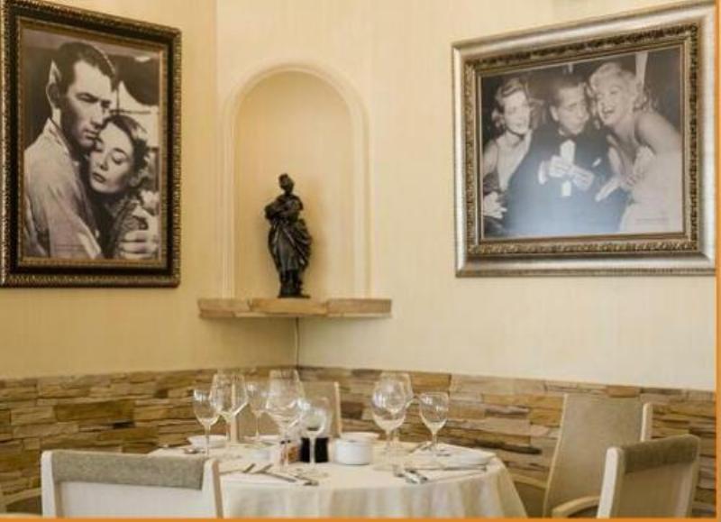 Interior, Regina's Restaurant, Marbella, Spain