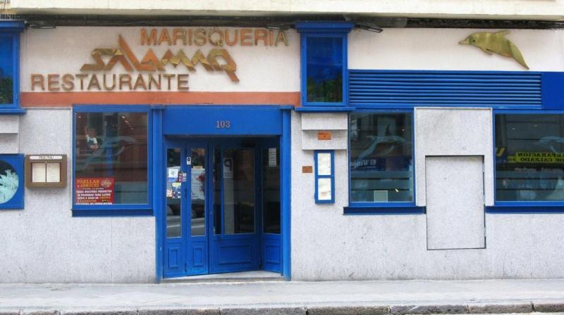 Exterior, Salamar, Madrid, Spain