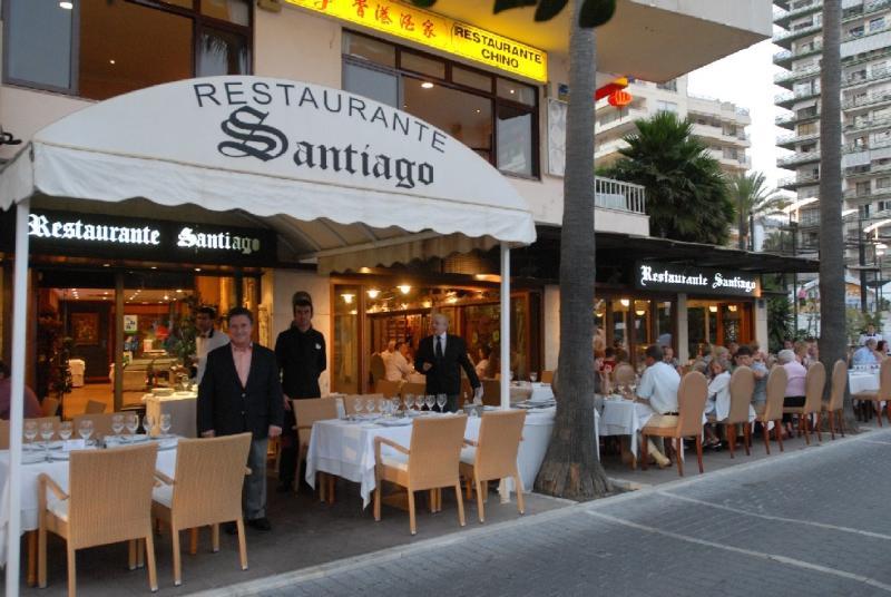 Exterior, Restaurante Santiago, Marbella, Spain