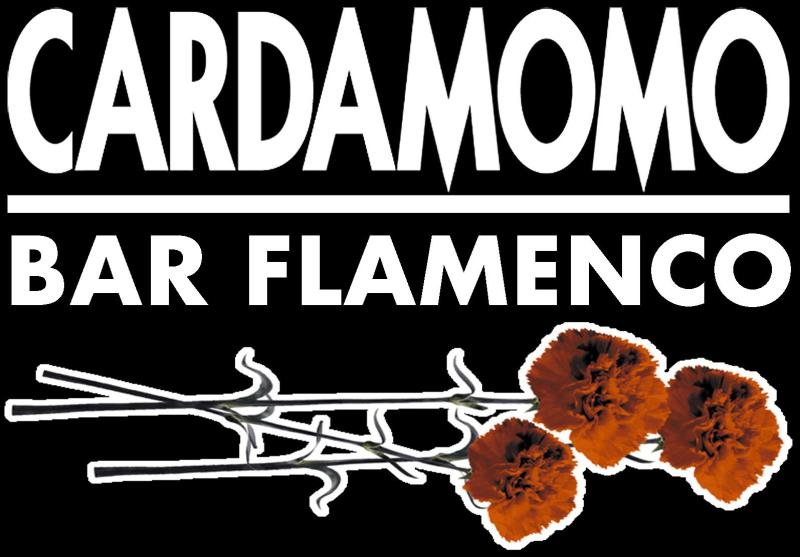 Logo, Tablao Flamenco Cardamomo, Madrid, España