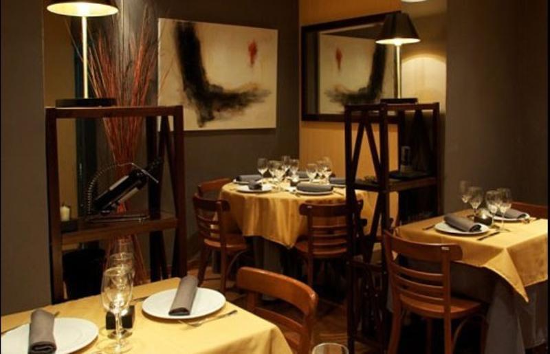 Interior, Vasi Restaurant, Barcelona, España