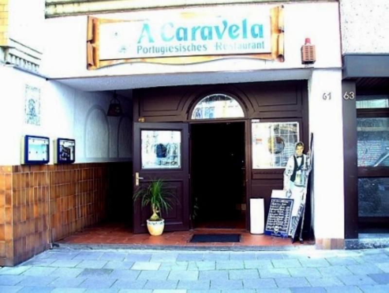 A Caravela, Köln, Altstadt, Weyerstraße