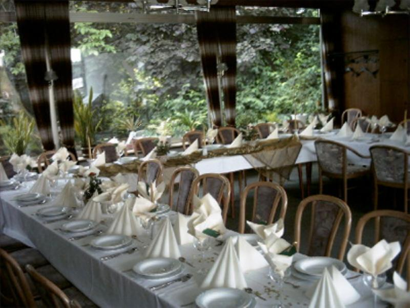 Main Dining Area, Alte Schanze,