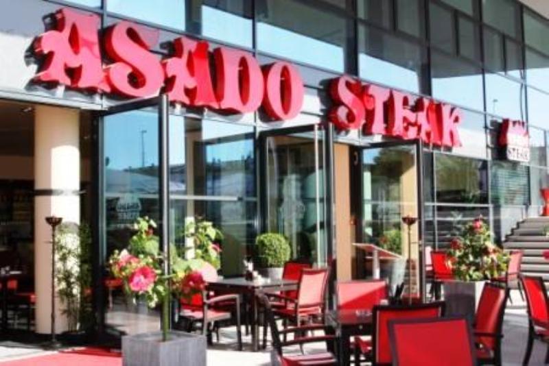 Asado Steak Landsbergerstrasse, München
