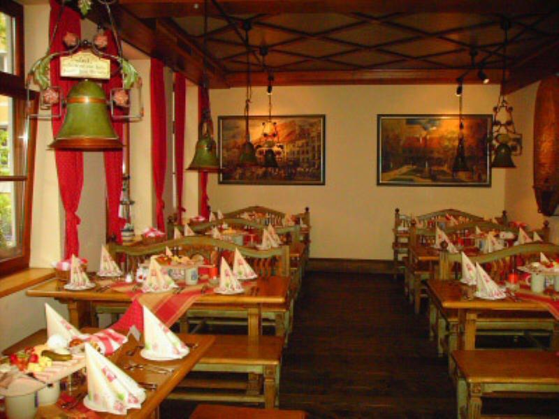 dining area, Restaurant Augustiner am Dom, Munich