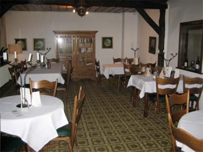 Beckmann's Restaurant, Landhotel Sauerländer Hof, Eslohe