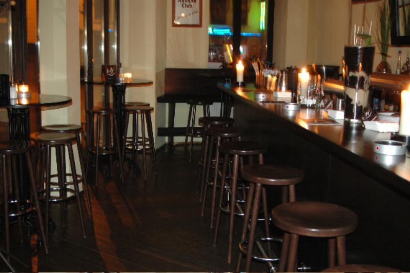 Die Bar The bar