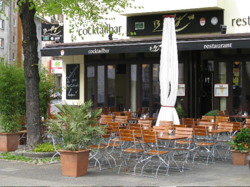 �u�ere Speisebereich Outdoor dining area