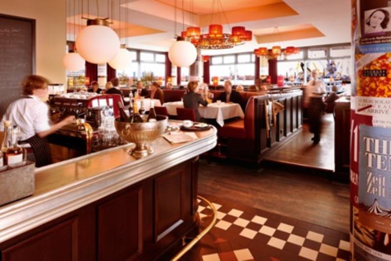 Brasserie, Carls, Hamburg