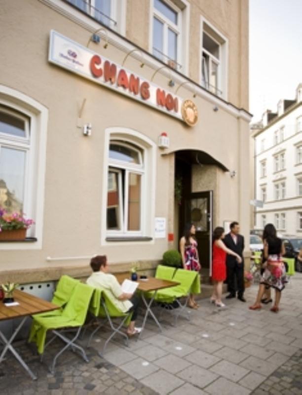 Chang Noi Herzogstrasse, Munich