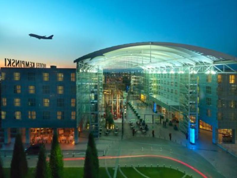 Restaurant Charles Lindbergh, Kempinski Airport Hotel, München