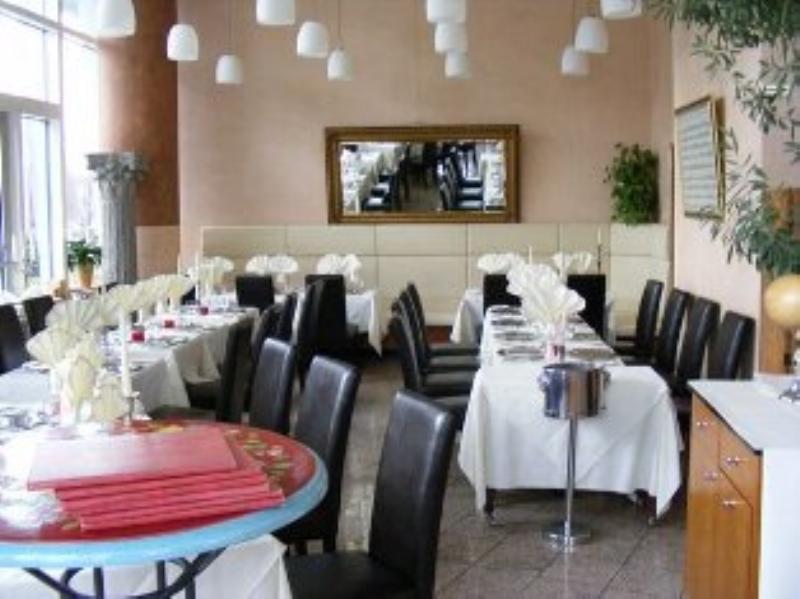 Main Dining Area, Cucina Mediterraneo, Frankfurt