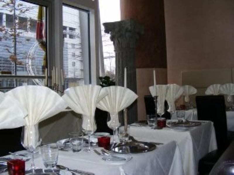 Restaurant, Cucina Mediterraneo, Frankfurt