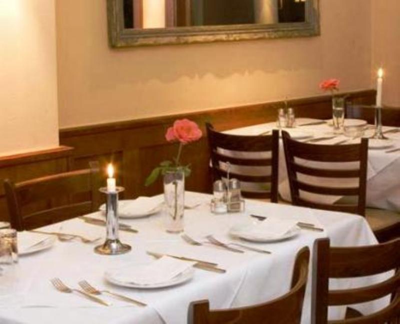 Diodos Restaurant, Hamburg