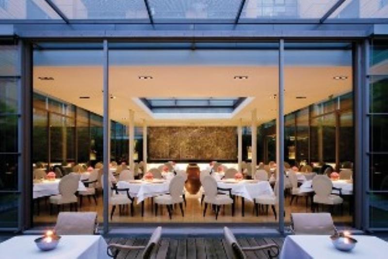 Restaurant FACIL im Mandala Hotel, Berlin
