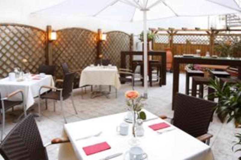 Terracce, Focus im Quality Hotel Ambassador, Hamburg