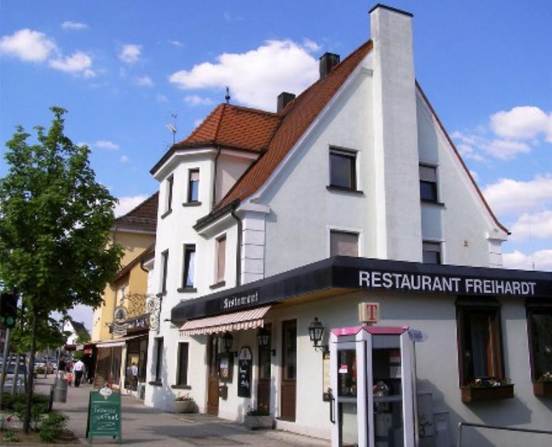 Freihardt, Heroldsberg, Hauptstraße