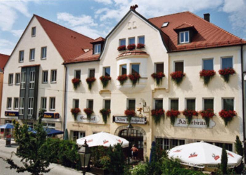 Gasthof Hotel Adlerbräu, Gunzenhausen