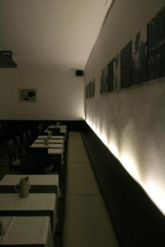Dining area, Gasthof Münchner Hof, Munich
