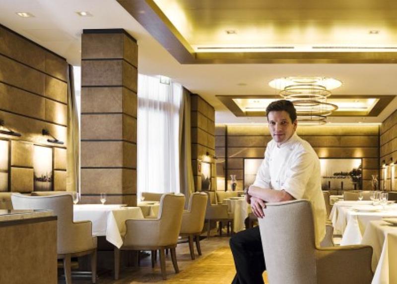 Gourmetrestaurant �berfahrt, Rottach-Egern