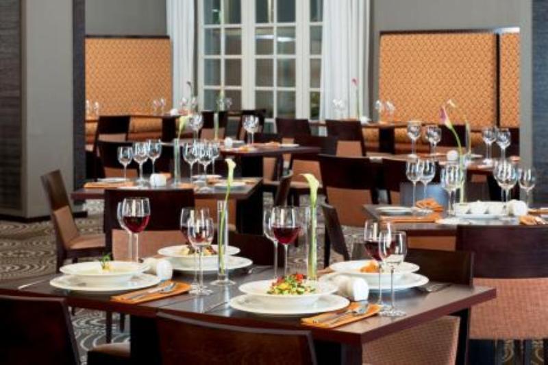 grill 93 im M�nchen Marriott Hotel, M�nchen
