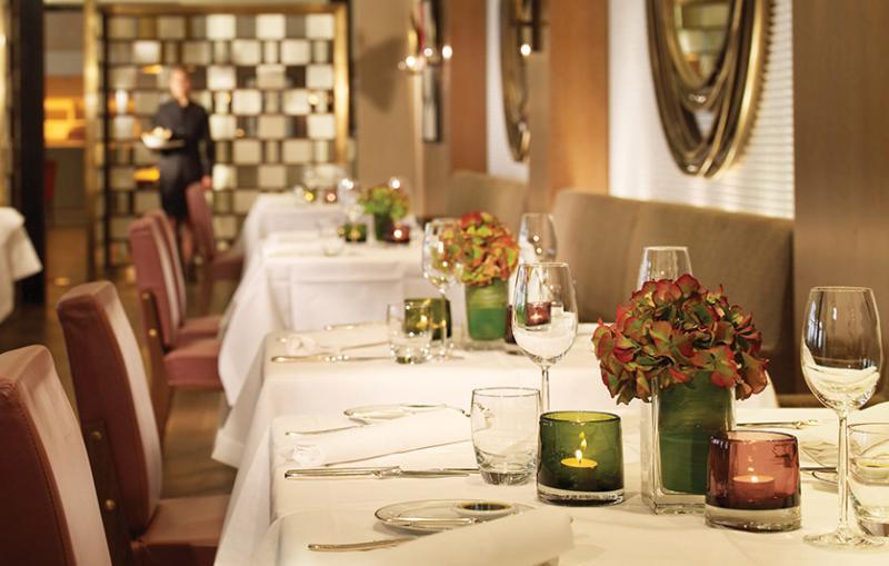 Gusto Restaurant, Frankfurt am Main, Sachsenhausen, Kennedyallee