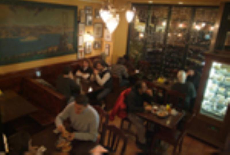 Dining Area, Hasir Kreuzberg, Berlin