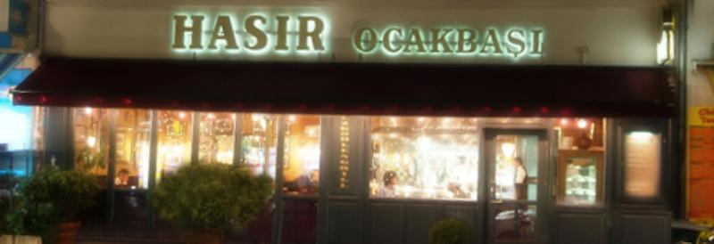 External Sign, Hasir Ocakbasi, Berlin
