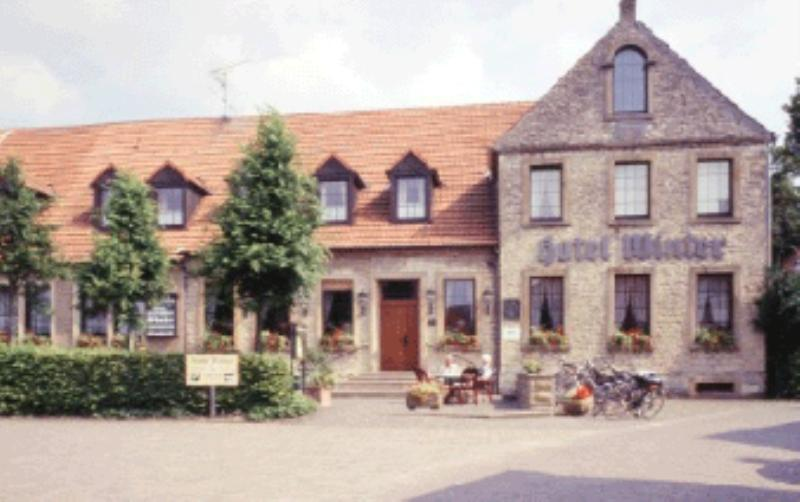 Exterior, Hote-Restaurant Winter, Schöppingen