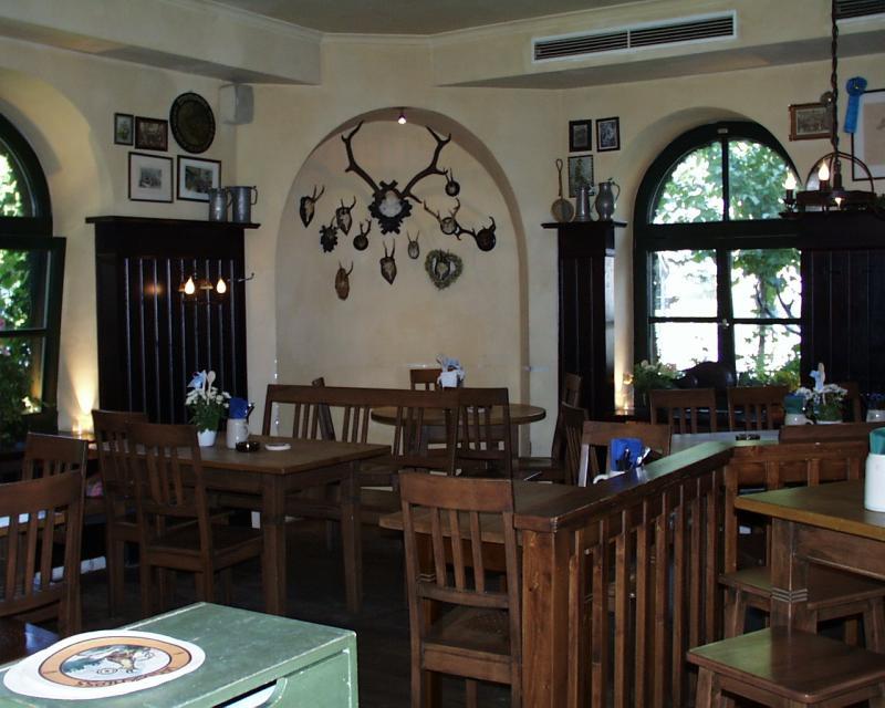 Inside view, Jagdschloss, M�nchen