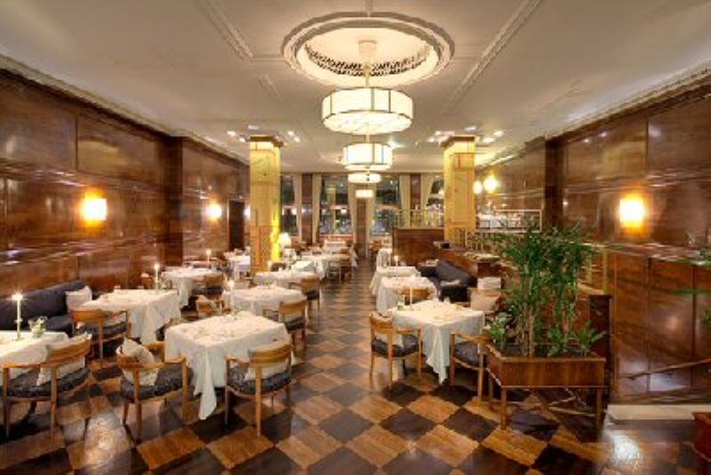 Jahreszeiten Grill, Hotel Vier Jahreszeiten, Hamburg