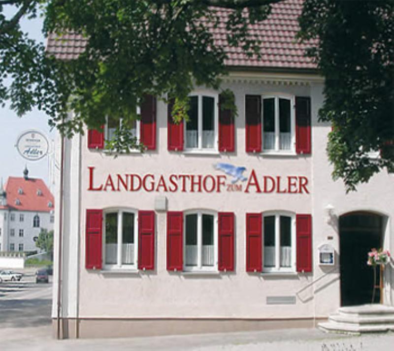 Landgasthof zum Adler, Fellheim