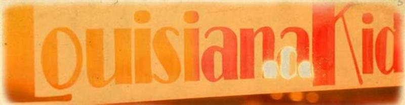 Louisiana Kid Logo