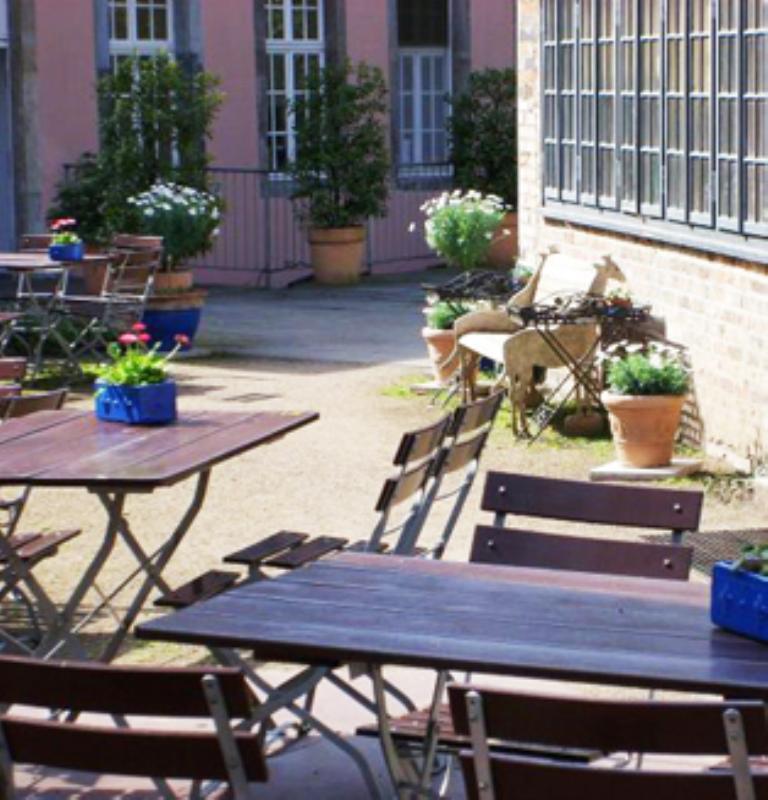 Malkasten Restaurant, Düsseldorf