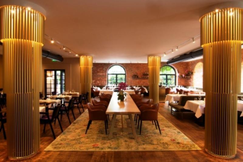 Restaurant Mangold im Gastwerk Hotel, Hamburg