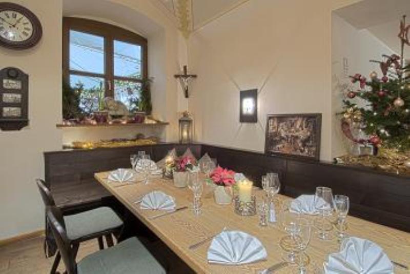 dining area, Restaurant Marktwirt, Munich