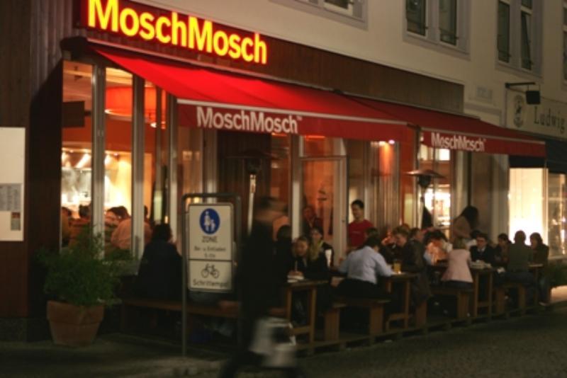 MoschMosch Frankfurt am Main, Luginsland