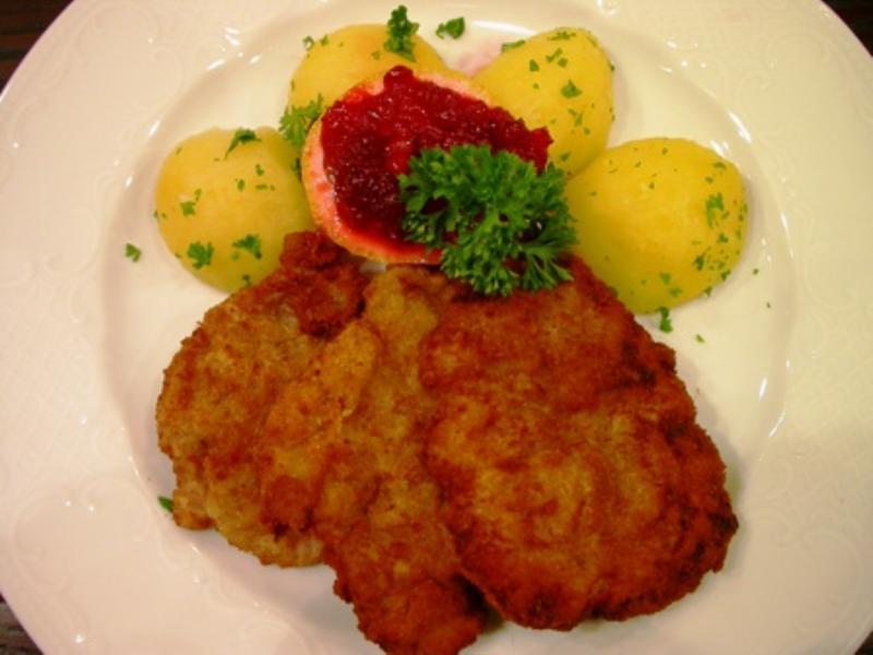 Wiener Schnitzel, � Eins, M�nchen