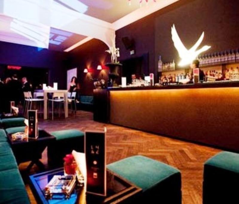 Kameha Suite - Grey Goose Bar, Frankfurt, Taunusanlage 20
