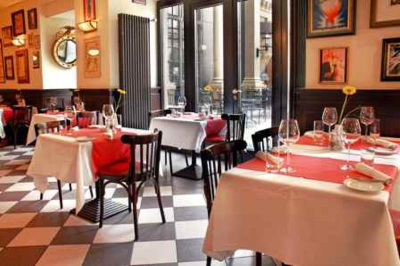 Restaurant Oscar's in Steigenberger Frankfurter Hof, Frankfurt am Main
