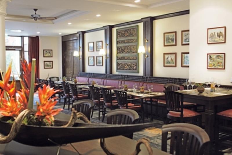 Restaurant Augila im Lindner Parkhotel Hagenbeck, Hamburg