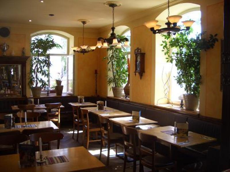 dining area, Restaurant Poseidon, Munich