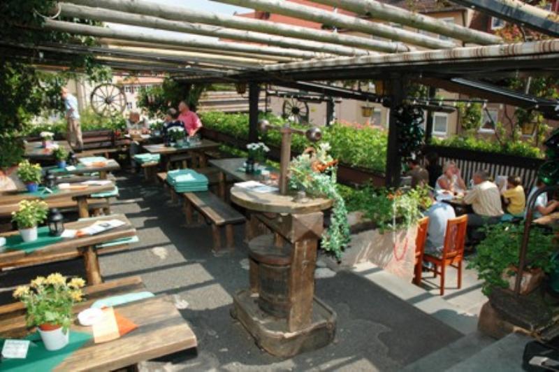 Restaurant Burgwächter, Nürnberg, Altstadt, Am Ölberg