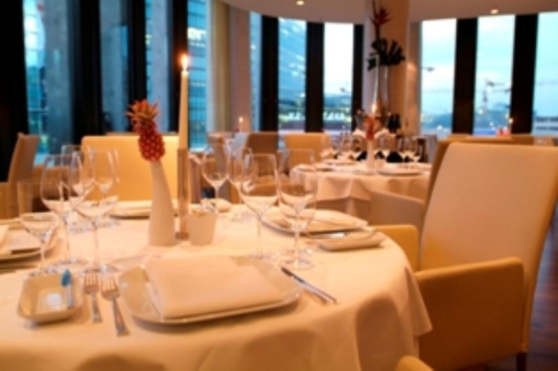 Restaurant 44 in the Swiss�tel Berlin, Berlin